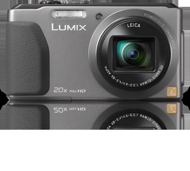 Panasonic esitles Lumixi kompaktkaameraid