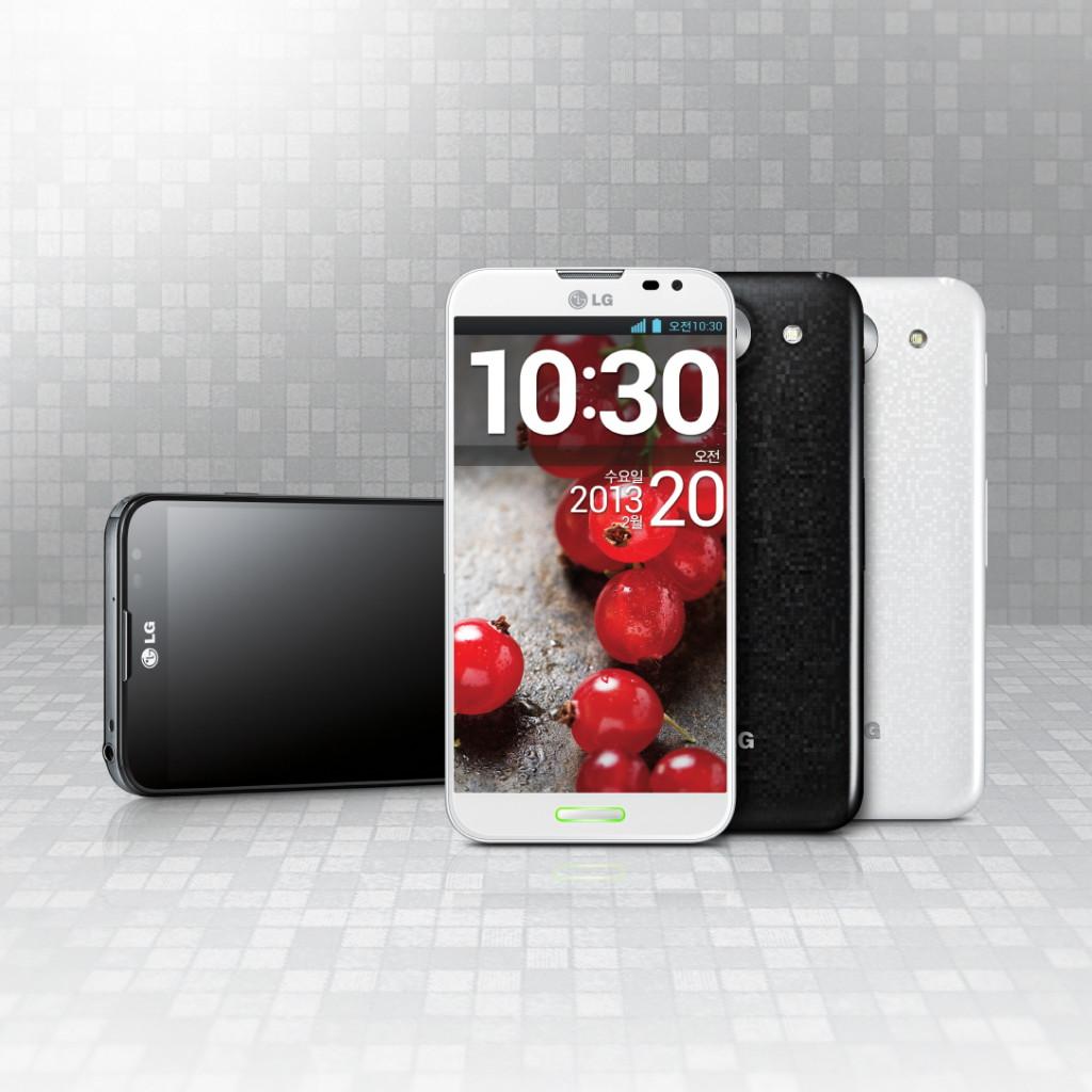 LG toob turule enda esimese Full HD nutitelefoni – Optimus G Pro