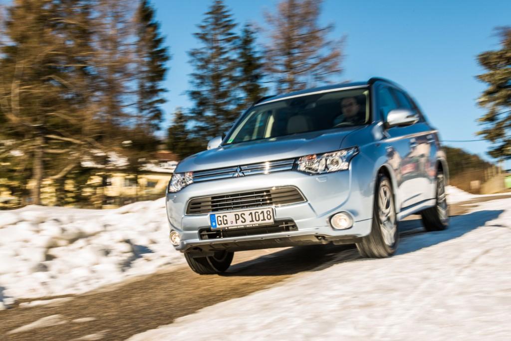 Eestisse jõudis Mitsubishi Outlander PHEV