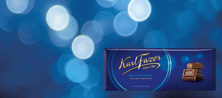 Fazer jätkas turupositsiooni kindlustamist