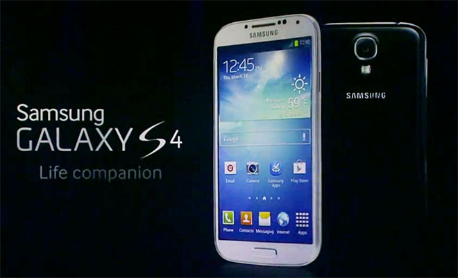 Galaxy S4 trükib fotod ja dokumendid otse printerisse