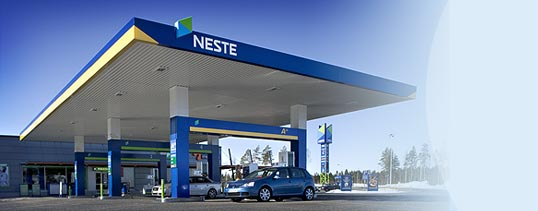 Neste langetas kütusehindu