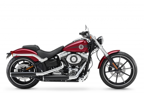 Harley-Davidson esitles 2013. aasta mootorratast Breakout