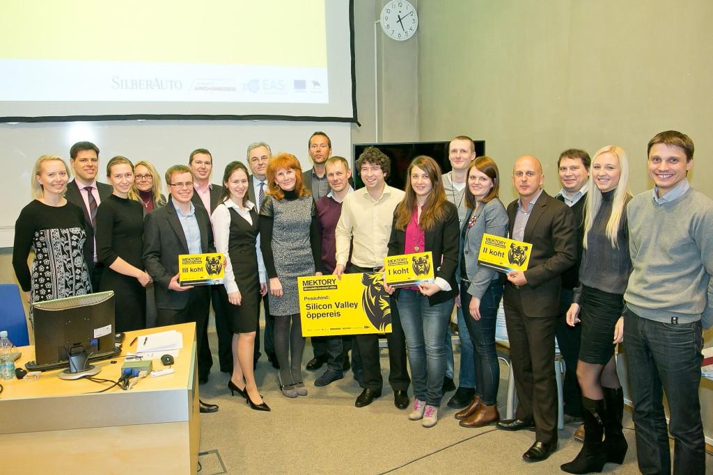 Silberauto aitas valida Eesti tudengite parimat ärimudelit