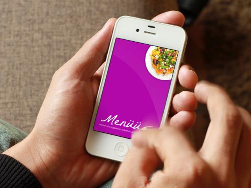 Menüü.ee tutvustab nutikat mobiilirakendust