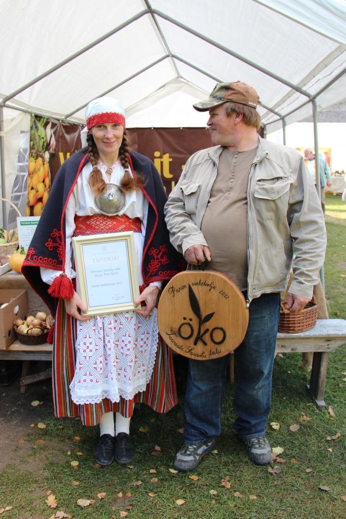 Algas 2013. aasta parima mahetootja ja -toote konkurss