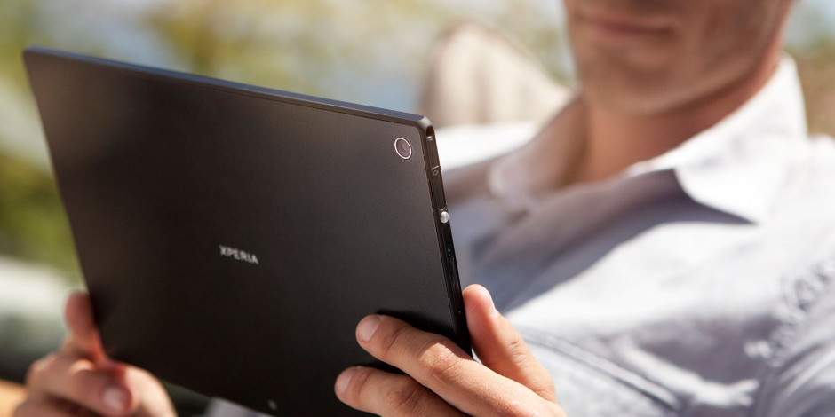 Elisa esindustesse jõuavad mais müügile Sony uued tahvelarvutid