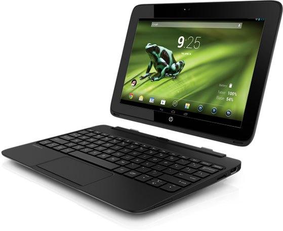 HP teatas uuest võimsast hübriid-sülearvutist