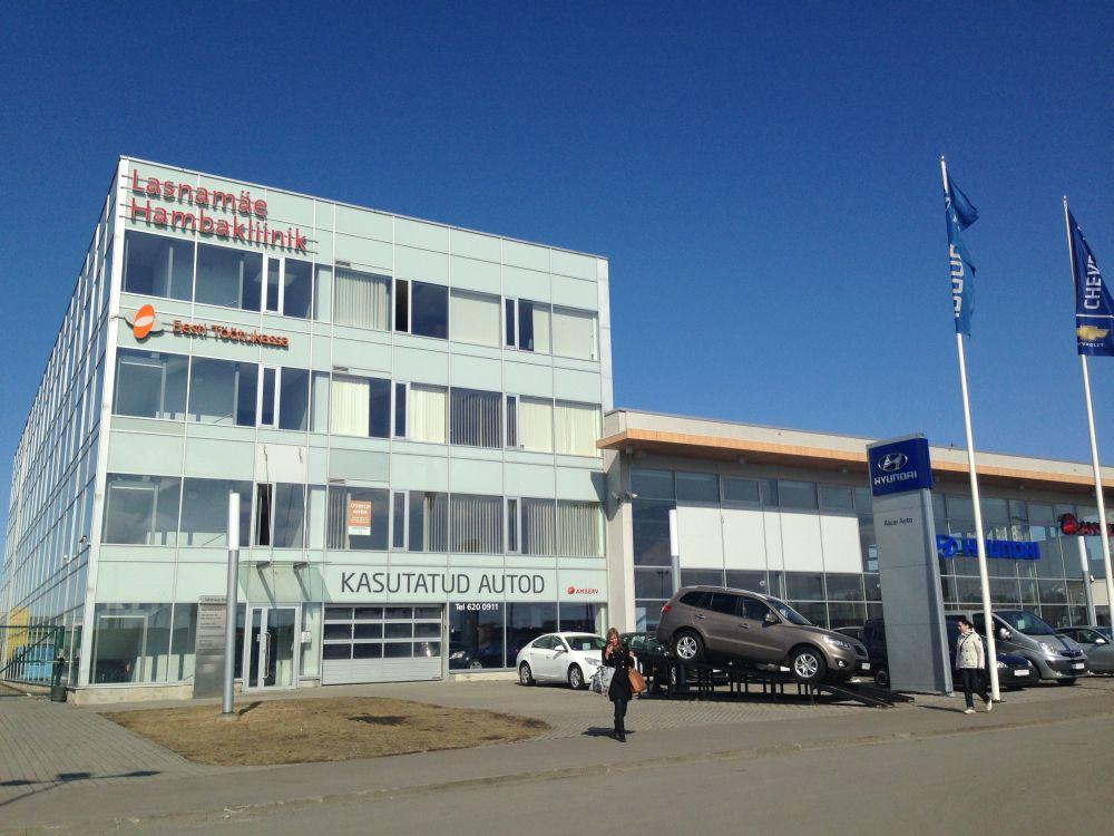 Euroopa suurim õigusabikulude kindlustusselts D.A.S. avas Tallinnas kolmanda müügiesinduse aadressil Tähesaju 14