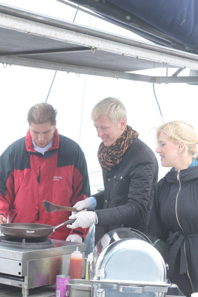 Täna toimub Arkogren OÜ kvaliteetbrändi Röndell väljasõit LuLu purjelaevaga