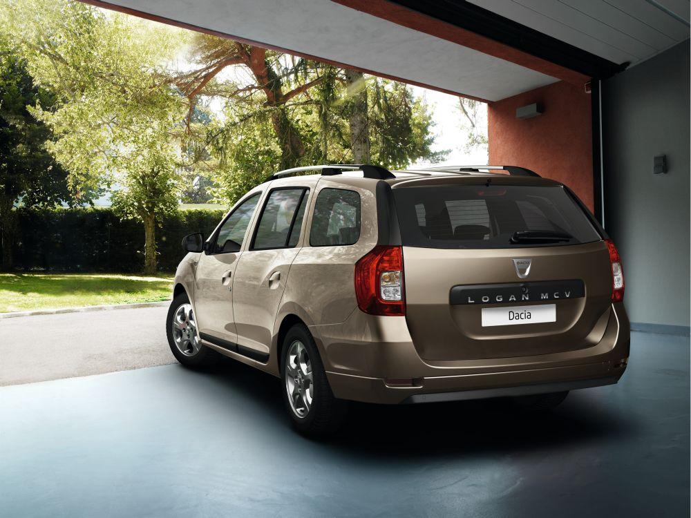 Uus Dacia Logan MCV on nüüd saadaval ka Eestis