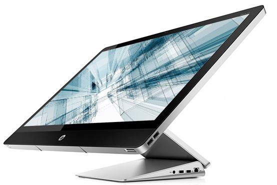 HP tegi 27-tollise puutetundlikku ekraani