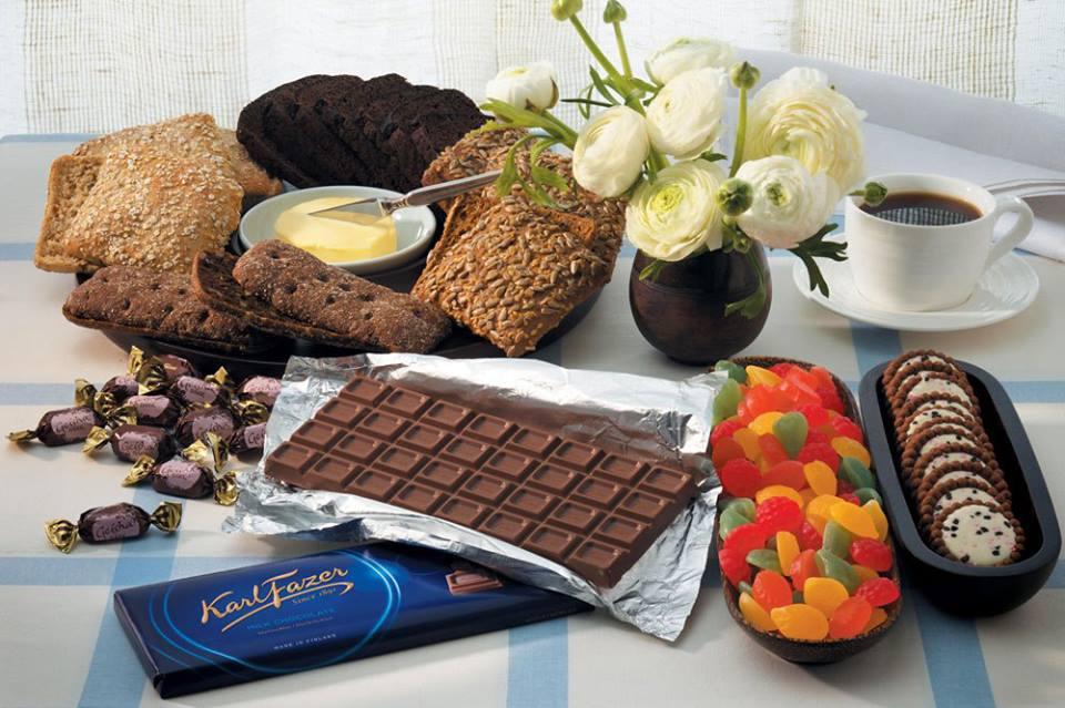 Karl Fazer on üks Balti riikide armastatumaid kaubamärke