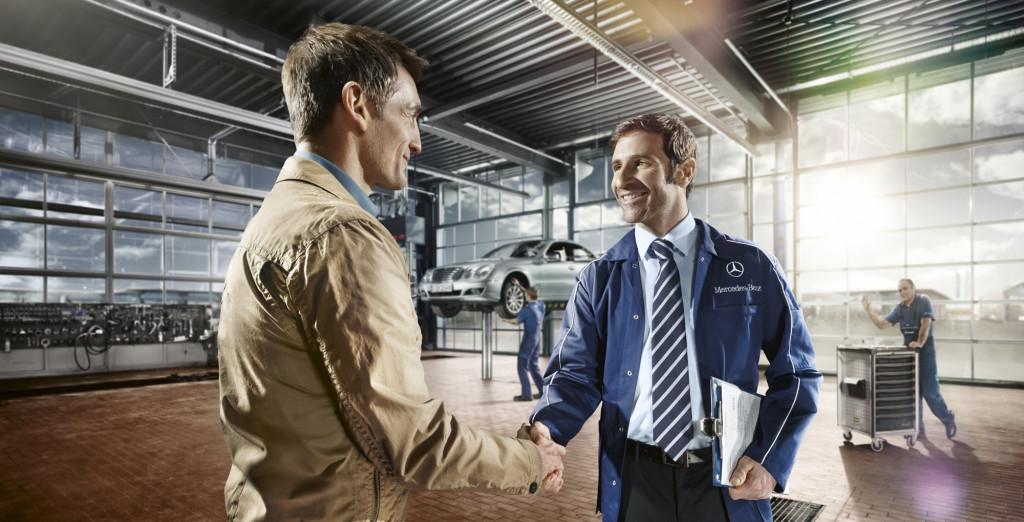 Silberauto mobiilne töökoda pakub Mercedes-Benzi sõiduautodele tasuta kiirkontrolli