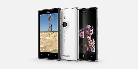 Nokia Lumia 925 saabus Eestisse müügile