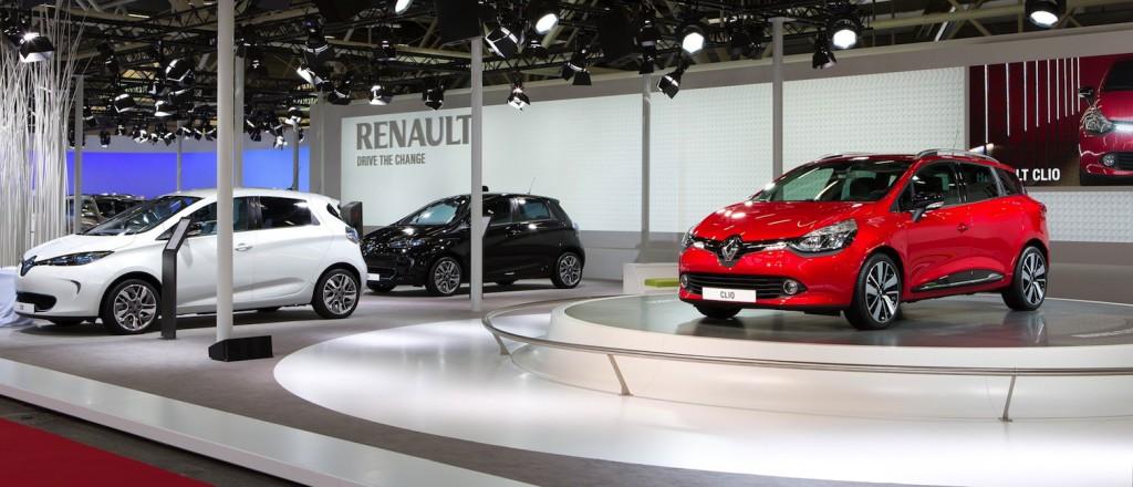 Renault kontsern on Euroopas esikohal madala CO2 emissiooni poolest