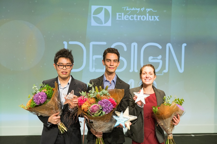 Electroluxi disainikonkursi Design Lab 2013 võitjaks valiti lendavad mini-puhastusrobotid