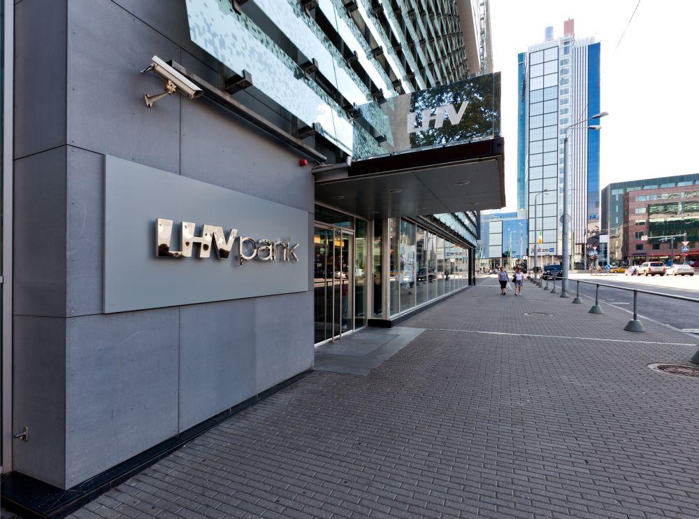 LHV Group teenis kolmandas kvartalis 1,2 miljonit eurot kasumit