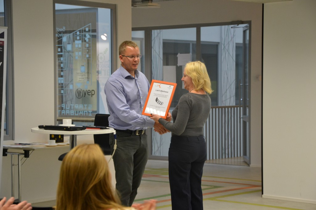 Tervisetehnoloogia kiirendist said hoo sisse kaks Eesti iduettevõtet