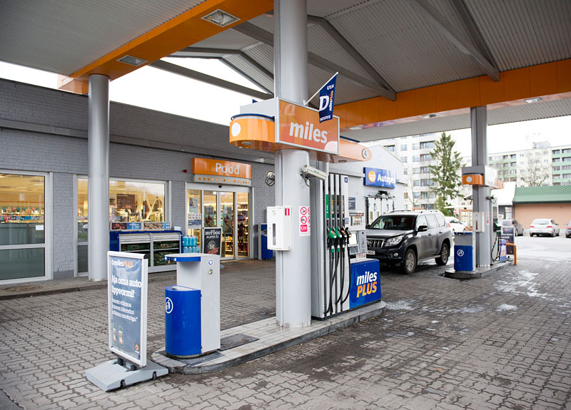 Statoil tõi esimesena Eestis turule uue premium klassi diislikütuse D milesPLUS
