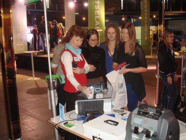 Ettevõtlusamet kutsub noori Kutselaborisse elukutseid testima