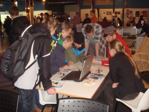 Ettevõtlusamet kutsub noori Kutselaborisse elukutseid testima2
