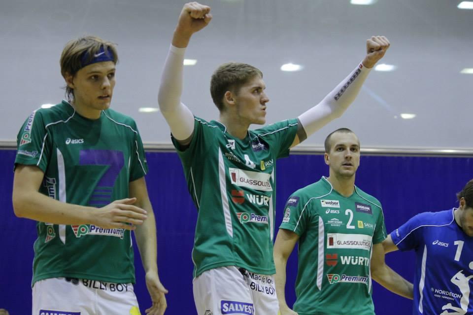 Nordecon toetab järgmisel kolmel aastal Tartu võrkpalliklubi SK Duo