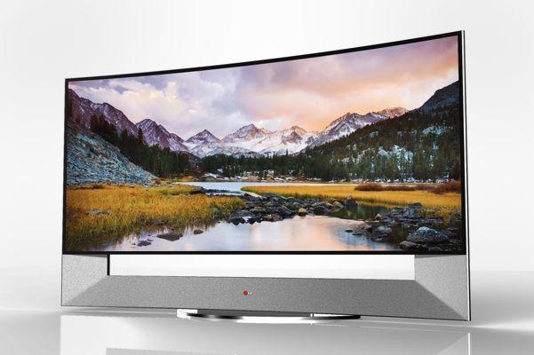 LG esitleb CES 2014 messil maailma esimest 105-tollist nõgusat Ultra HD telerit