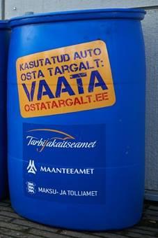 Tarbijakaitseametil valmis kasutatud autode müügi juhend