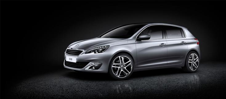 """Ajakiri TopGear valis Baltikumi """"Aasta auto 2014"""" kõige rohelisemaks autoks Peugeot 308"""
