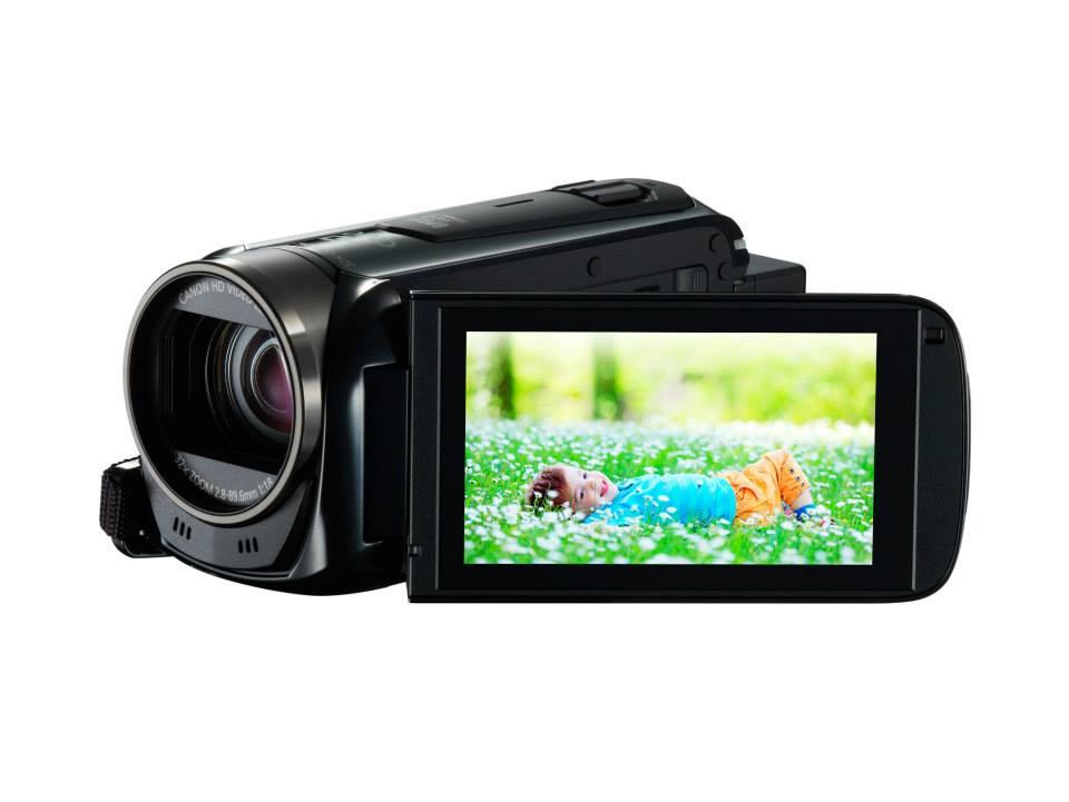 Canon tutvustab uut tarbe-videokaamerate sarja LEGRIA HF R