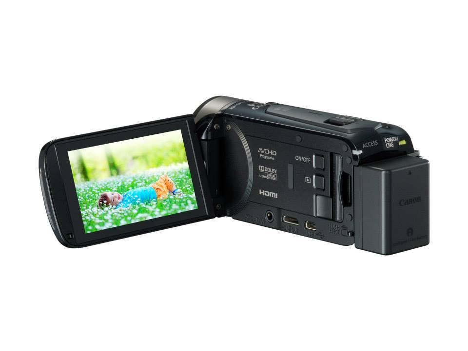 Canon tutvustab uut tarbe-videokaamerate sarja LEGRIA HF R3