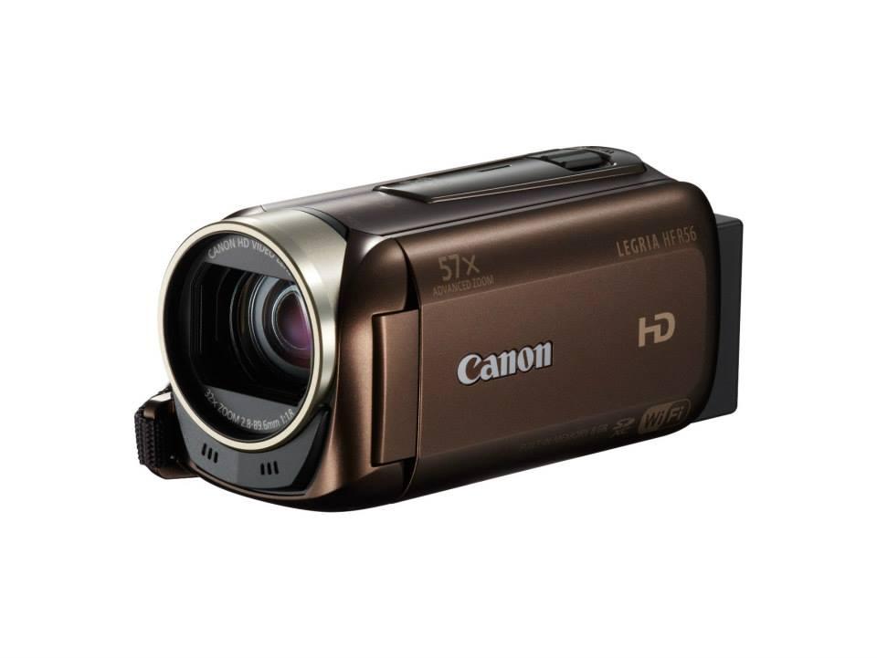 Canon tutvustab uut tarbe-videokaamerate sarja LEGRIA HF R4