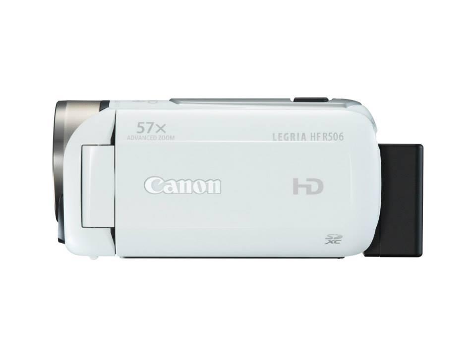 Canon tutvustab uut tarbe-videokaamerate sarja LEGRIA HF R6