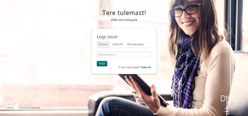 DNB Pank avas trendika internetipanga
