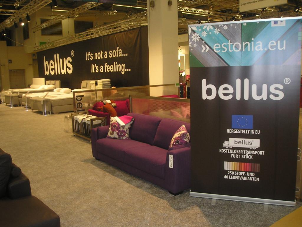 EAS viib Eesti ettevõtted taas rahvusvahelisele mööblimessile