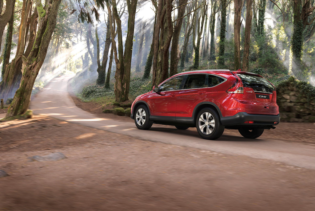 Eelmise aasta müüduim auto oli Honda CR-V