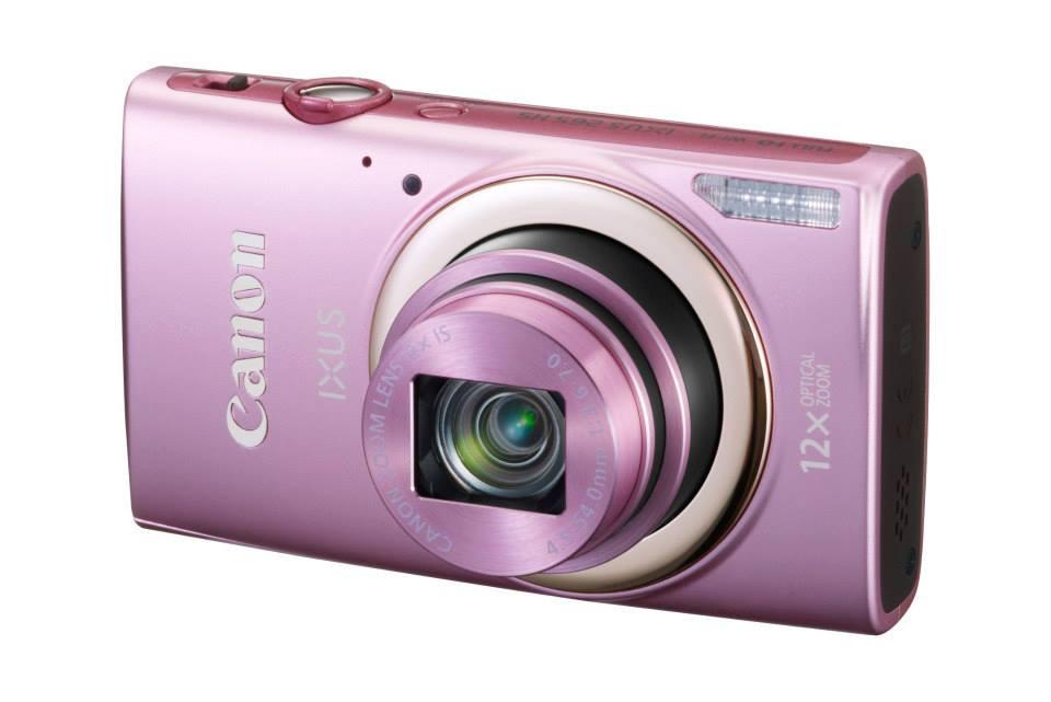 Canon tutvustas supersuumiga PowerShot SX600 HS ja IXUS 265 HS