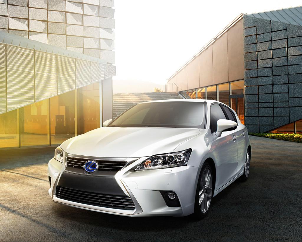 Lexus on enim müüdud hübriidsõidukite automark