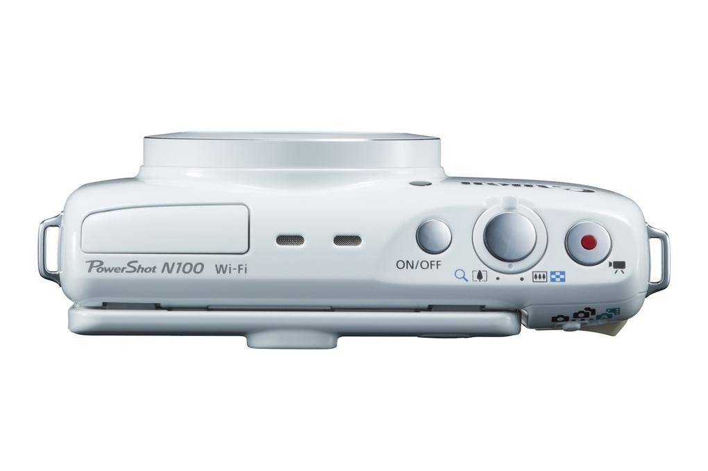 Uus Canon PowerShot N100 salvestab üheaegselt mõlemal pool kaamerat toimuvat2