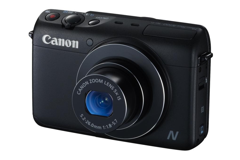 Uus Canon PowerShot N100 salvestab üheaegselt mõlemal pool kaamerat toimuvat3