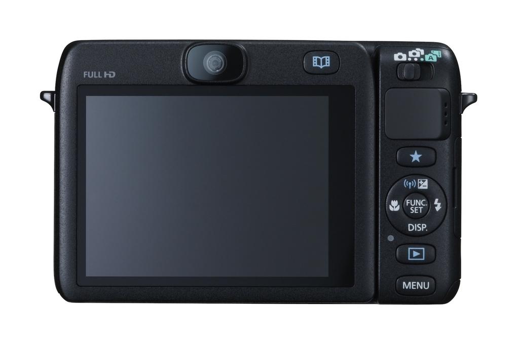 Uus Canon PowerShot N100 salvestab üheaegselt mõlemal pool kaamerat toimuvat4