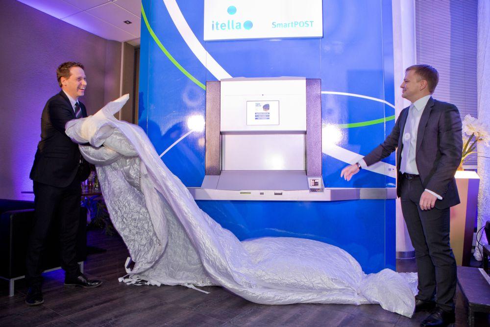 Viieaastaseks saanud SmartPOST võtab kasutusele uued pakiautomaadid