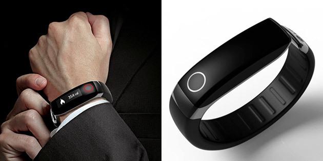 LG tutvustas liikumist monitoorivat käepaela ja pulssi mõõtvaid kõrvaklappe