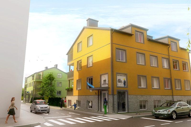 Kredex jagab KÜ-dele 17,5 miljonit eurot