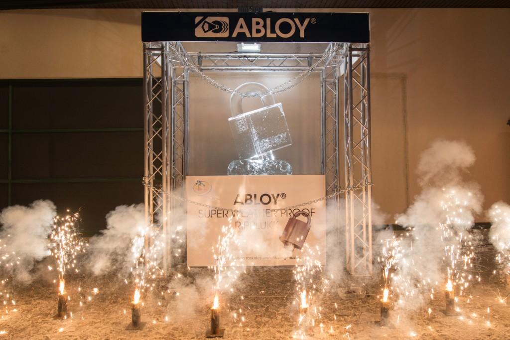 Abloy esitles ilmastikukindlat ripplukku