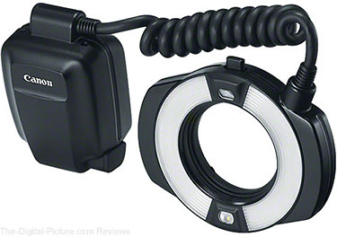 Canon tutvustas uut välklampi Macro Ring Lite MR-14EX II