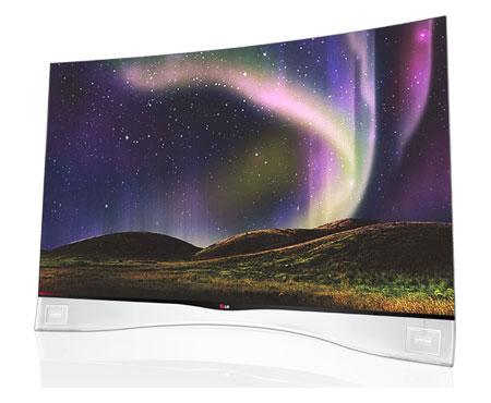 Sel nädalal saabub Eestis müügile LG Gallery OLED TV