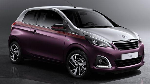 Peugeot toob müügile uue linnaauto Peugeot 108