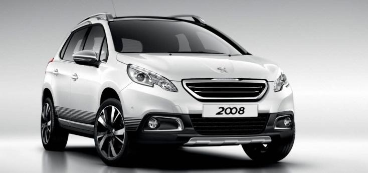 Peugeot 2008 püstitas müügirekordi